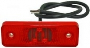 Led-äärivalo punainen 4748