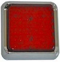 Led-äärivalo punainen 4845