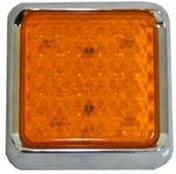 Led-äärivalo keltainen 4846