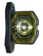 LED-äärivalo, kirkas/punainen 6700