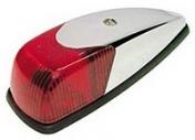 Pisara led-äärivalo punainen taakse