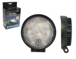 LED-työvalo 10-30V 18W pyöreä 300400
