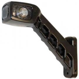 LED-äärivalo, oikea, kirkas/punainen/keltainen 401115