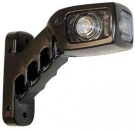 LED-äärivalo, kirkas/punainen/keltainen 401116