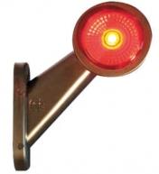 LED-äärivalo oikea kirkas/punainen 401137