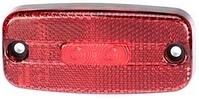 Led-äärivalo punainen, heijastimella 507