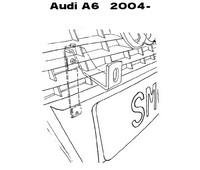 Lisävalojen Kiinnikesarja Audi A6 04-