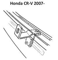 Lisävalojen Kiinnikesarja Honda CRV 07- 54171