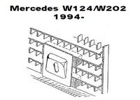 Lisävalojen Kiinnikesarja Mercedes C W202 54698