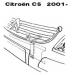 Lisävalojen Kiinnikesarja Citroen C5 01-