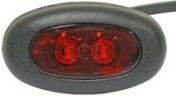 Led-äärivalo punainen 4819