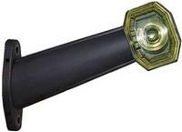LED-äärivalo, kirkas/punainen 6703