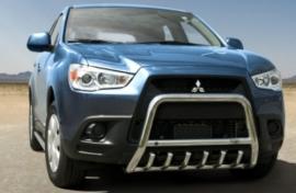 Eu-valoteline hampailla Mitsubishi ASX 2010-