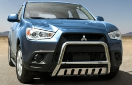 Eu-valoteline alleajosuojalla Mitsubishi ASX 2010-
