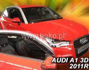 Audi A1 tuuliohjaimet