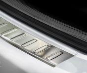 Takapuskurin suoja Audi A4 Avant B8 2008-12