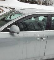 Audi A4 tuuliohjaimet