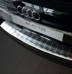 Takapuskurin suoja Audi A6 C8 Avant 2018-