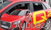 Audi Q2 2016- tuuliohjaimet