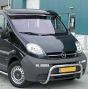 Aurinkosuoja Nissan Primastar/Opel Vivaro ym.