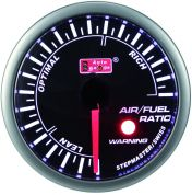 Auto Gauge Electrica Smoke seossuhdemittari 52 mm.