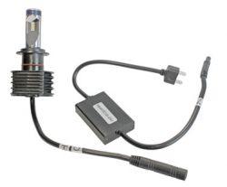 H7 teho LED-polttimo 25W 12V