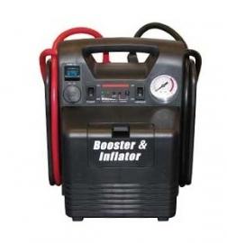 Starttiboosteri ilmakompressorilla 12V