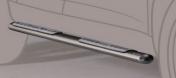 Ovaali kylkiputket Citroen C-Crosser 2008- DSP/221/IX