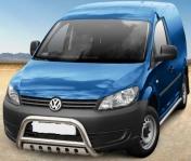 EU-valoteline alleajosuojalla VW Caddy 2010-