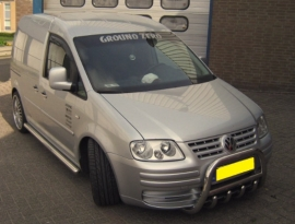 Valoteline hampailla VW Caddy 2004-