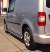 Kylkiputket VW Caddy 2004-