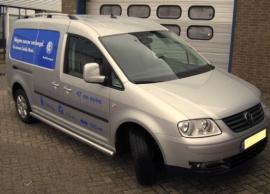 Kylkiputket VW Caddy Maxi 2008-