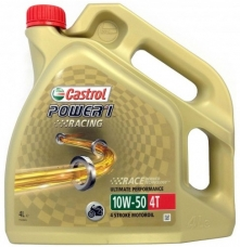 Castrol Power1 Racing 4T 10W50 4 L