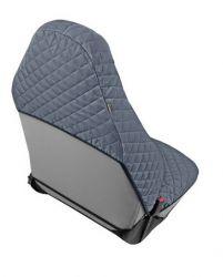 Comfort istuinsuojat eteen 2 kpl harmaa