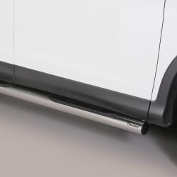 Kylkiputket 76mm Honda CR-V 2012- GP/342/IX