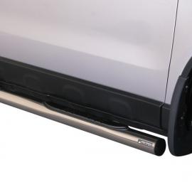 Kylkiputket askelmilla 76mm Honda CR-V 2010-12   GP/281/IX