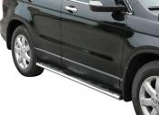 Ovaali kylkiputket Honda CR-V 2007-2010 GPO/196/IX
