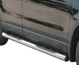 Kylkiputket askelmilla 76mm Honda CR-V 2007-2010 GP/196/IX