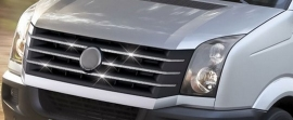 VW Crafter maskikomit 2012-