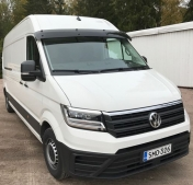 Aurinkolippa VW Crafter 2017-
