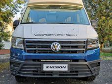 Volkswagen Crafter 2017- DSM led-valopaneeli  2 x 35 cm