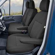 Istuinsuojat 1+2 VW Crafter / Man TGE 2017-
