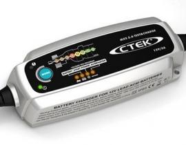 CTEK MXS 5.0 Test & Charge akkulaturi