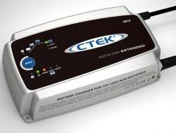 CTEK Multi XS 25000 Extended akkulaturi