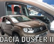 DACIA Duster II 5d 2018- tuuliohjaimet