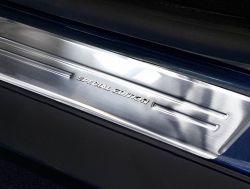 Kynnyslistat Dacia Duster II 2017-