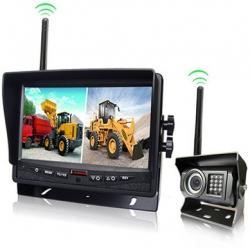 Digitaalinen langaton peruutuskamera RVS-7WD