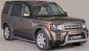 Astinlaudat Land Rover Discovery 4 2008-