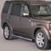 Kylkiputket askelmilla 76mm Land Rover Discovery 4 2008-