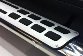 Ovaali kylkiputket VW Tiguan 2008-2011 DSP/233/IX